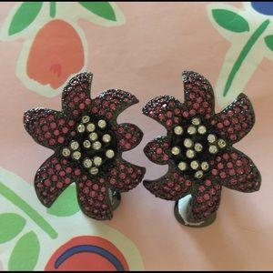 Kenneth Jay Lane Jewelry - Kenneth Jay Lane Clip On Earrings