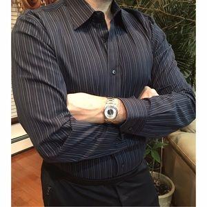 b17a63d3 Express Shirts | Design Studio Mens Dress Shirt | Poshmark