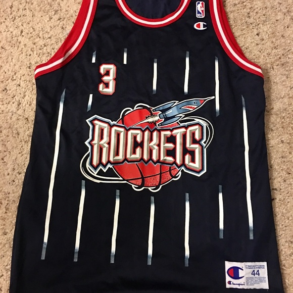 497f2cbe988 Steve Francis Houston Rockets Champion Jersey. M_5833645c2de5124a010030ee
