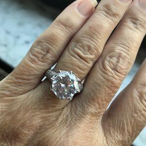 Jewelry - Russian Grade CZ Sterling Silver