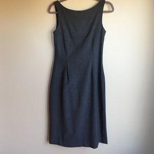 Allen Allen Dresses & Skirts - Grey wool blend dress