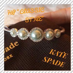 ⚡️1HRSALE⚡️HPNWOT % Auth Kate Spade Bracelet