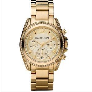 Michael Kors Accessories - Michael Kors gold watch 🔴 final price ⬇️