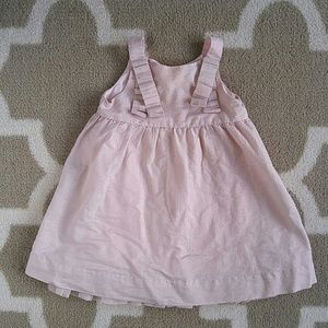 GAP Other - Baby GAP shimmery pink dress
