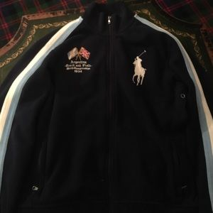 Polo Argentina full zip.