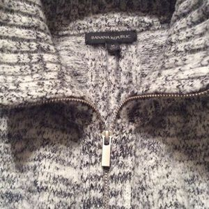 Banana Republic Sweater Poncho