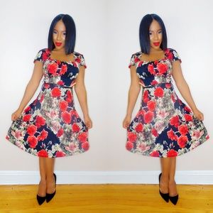 Dresses & Skirts - Rose A-line Dress
