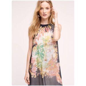 Anthropologie Varese Silk dress