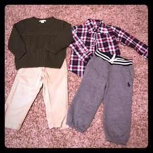 Final🍁Bundle 3 piece only ( RL pants are sold)