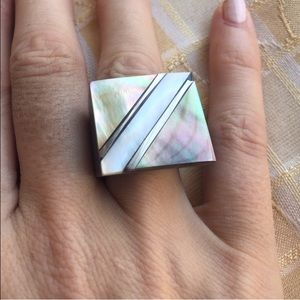 handmade Jewelry - *Mother of pearl ring