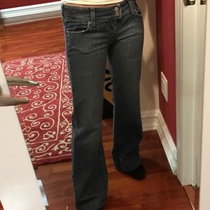 Abercrombie & Fitch Denim - Worn Once. Abercrombie & Fitch Blue Jeans 2R