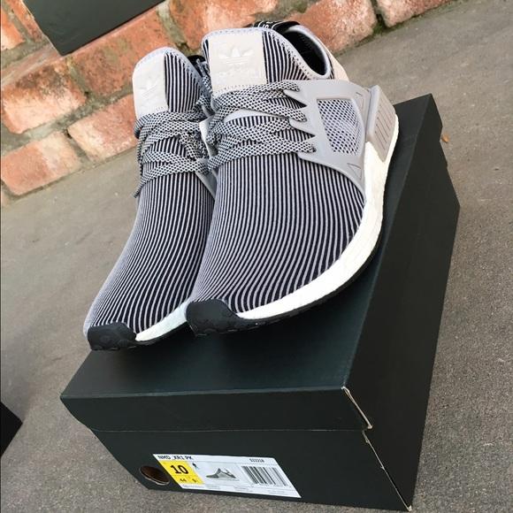 c5b068e9d1b68 Adidas Other - Adidas NMD XR1 PK grey granite primeknit size 10