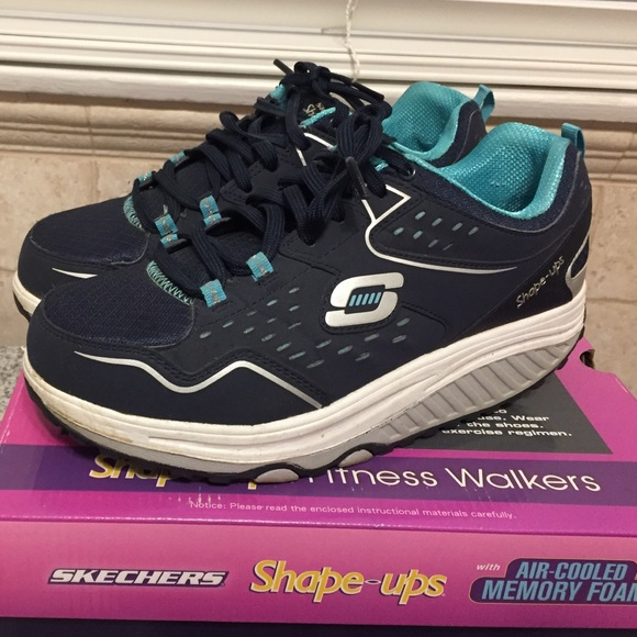 skechers shape ups memory foam