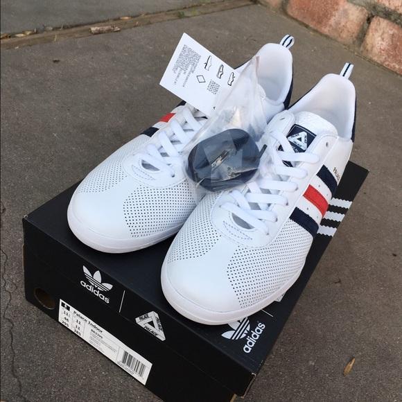 le adidas palazzo x in bianco sz 115 brand new poshmark