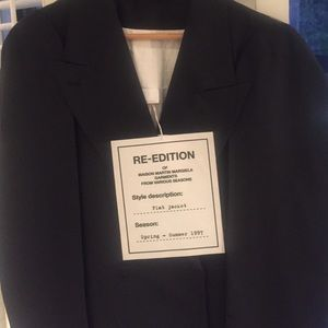 Maison Martin Margiela for H&M Jackets & Blazers - New Mason margiela x H&M blazer coat
