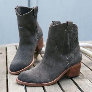 Dolce Vita Shoes - Dolce Vita Graham or Grayden suede bootie, sz 8.5