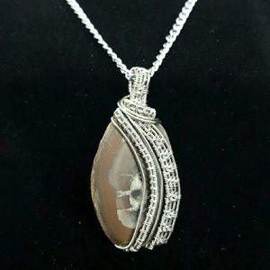DGwiring Jewelry - SEPATARIAN: communication, shields, calms, joy