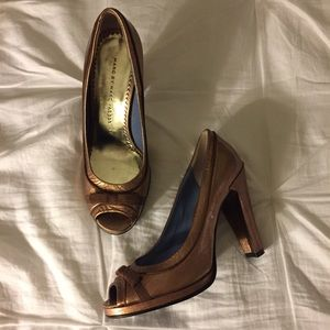 REDUCED! Marc by Marc Jacobs Peep Toe Shoes