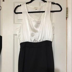 Forever 21 Black & White dress Size M