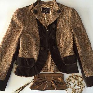 Tocca Jackets & Blazers - Tocca Tweed Blazer