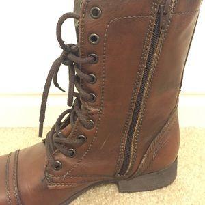 Steve Madden Shoes - BRAND NEW Steve Madden Troopa boot, sz 8