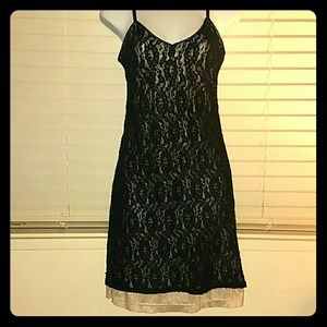 Express Dresses & Skirts - *Lace Body Con Dress*