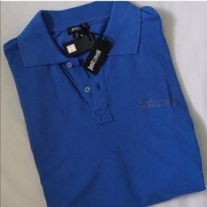 Just Cavalli Other - BRAND NEW JUST CAVALLI MEN POLO SIZE LARGE