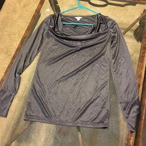 Calvin Klein grey shirt