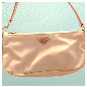 Prada Handbags - Authentic Prada Tessuto Nylon Pouchette