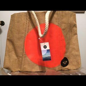 Roxy Handbags - Roxy Beach Bag Big Buddy 2 Tote