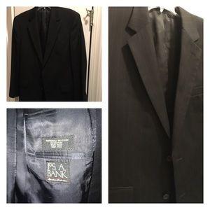 Jos. A Bank Other - Jos. A Bank Black pinstripe blazer