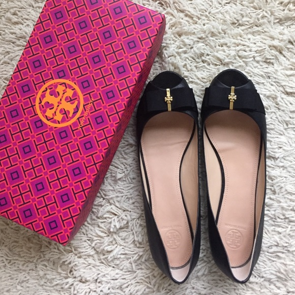 d2b0391a0e1f Tory Burch Trudy Open Toe Wedge. M 584c2f374225be8c2f03a284
