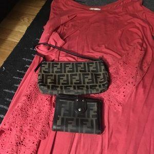 Fendi Handbags - Fendi wallet 💯 authentic