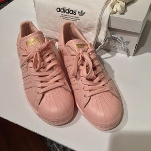 reputable site 4bad6 29af3 ... where to buy adidas shoes pastel pink adidas superstar d17f8 31473 ...