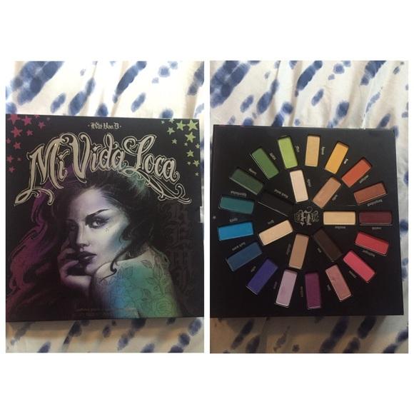 Kat Von D Makeup Mi Vida Loca By Poshmark