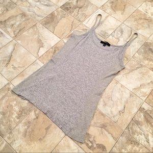 NWOT EXPRESS grey cami