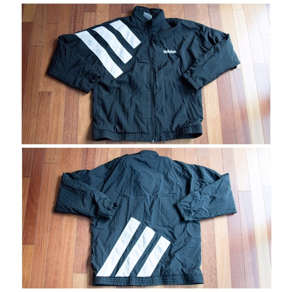 41% off Adidas Other - Vintage Adidas Suit Windbreaker Jacket ...