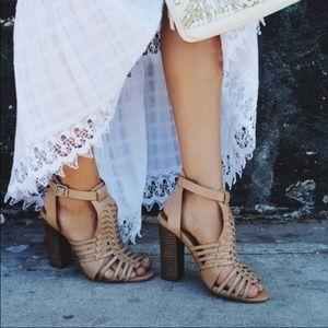 Steve Madden Shoes - Steve Madden Sandrina Heels