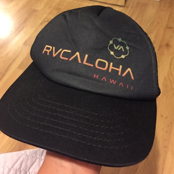 Accessories - Rvca aloha Hawaii hat 3be3318b415
