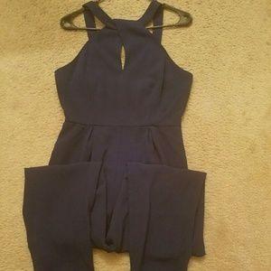 Keepsake Other - Blue pants jumpsuit size Medium