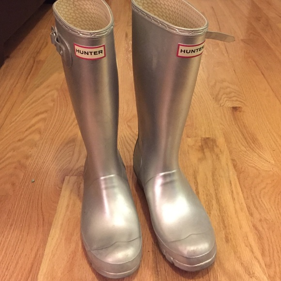 71% off Hunter Shoes - Hunter boots size 6 from Emily's closet on ...