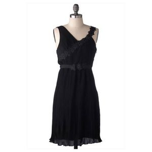 Ark & Co Dresses & Skirts - black grecian style cocktail dress