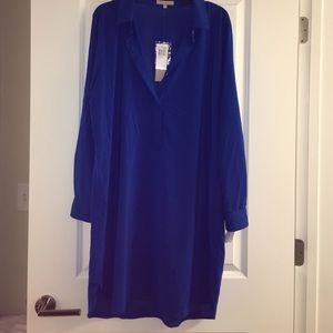 Dresses & Skirts - Belted shirt dress