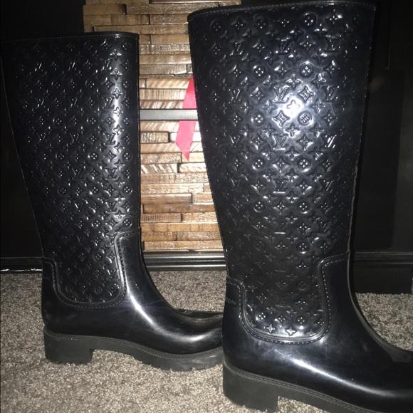 Louis Vuitton Shoes | Rain And Snow