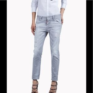DSQUARED Denim - DSquared Cool Girl Jeans Made in Italy