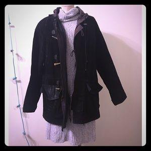 Wilsons Leather Jackets & Blazers - MEGA SALE 💠 Wilsons Leather Suede Hooded Coat