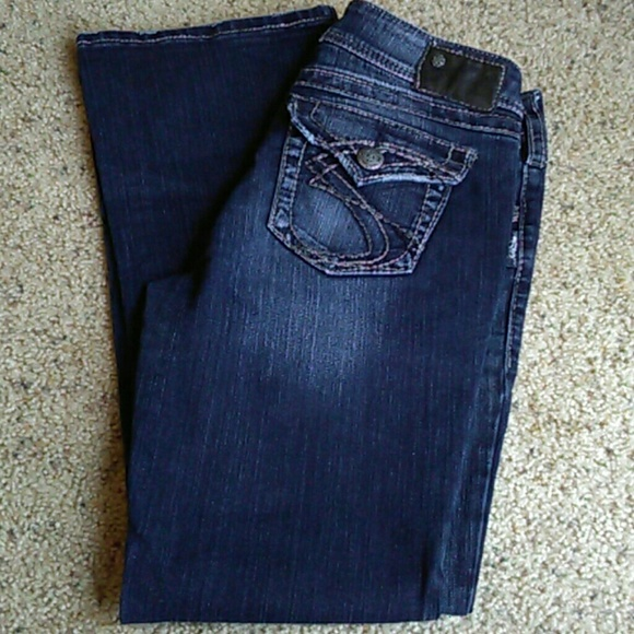 Silver Jeans - Silver Suki Surplus Jeans from Christy's closet on ...