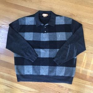 tulliano Other - Cashmere 100% men's sweater. Like new!