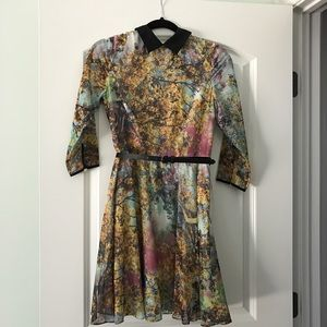 HPTed Baker dress