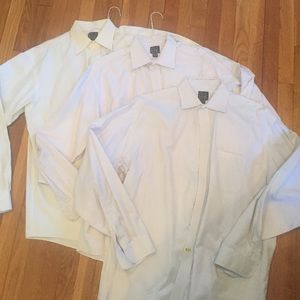 jos A Bank Other - Men's 3 pack long sleeve shirts